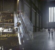 Tate Turbine Hall Holga by lanesloo