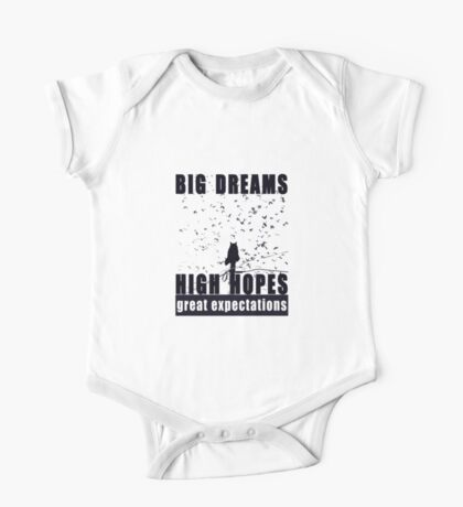 The Dreamer One Piece - Short Sleeve