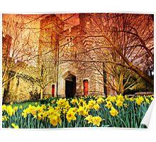 The Gateway - Arundel Castle Poster