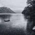 Ullswater Lake - Cumbria by Simon Osbaldeston