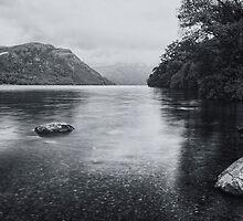 Ullswater Lake - Cumbria by Simon Osbaldeston