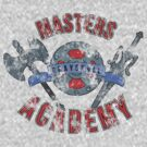 Grayskull Masters Academy (vintage) by karlangas