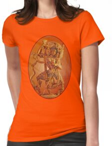 Dance Womens Fitted T-Shirt