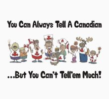 Canadian by HolidayT-Shirts