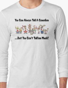 Canadian Long Sleeve T-Shirt