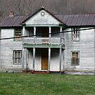 Old House,  Virginia Rt 624 near Newport by boondocksaint
