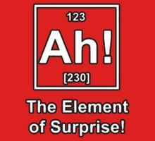 The Element Of Surprise! by Alsvisions