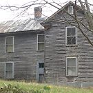 Left Empty, near Newport, Virginia by boondocksaint