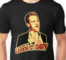 Barney Stinson Unisex T-Shirt