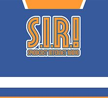 Kevin Smith - S.I.R. Jersey by DarkNateReturns