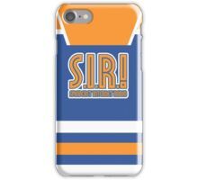 Kevin Smith - S.I.R. Jersey iPhone Case/Skin