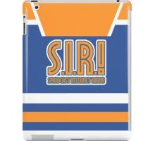 Kevin Smith - S.I.R. Jersey iPad Case/Skin
