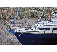 Skippool Boat Photographic Print