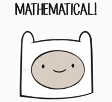 Mathematical! - Finn the Human by PandaCoffee