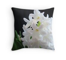 (One...for old time sake) The Hyacinth...Named for Hyakinthos Throw Pillow