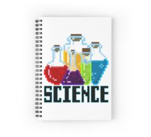 SCIENCE - Chemicals Spiral Notebook