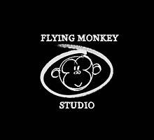 FLYING MONKEY STUDIO - Logo by JackJonze