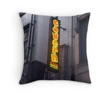The Cavern Club  Throw Pillow