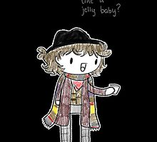 Would You Like  A Jelly Baby? by CharlieeJ
