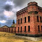 Fort Queenscliff. by Larry Lingard/Davis