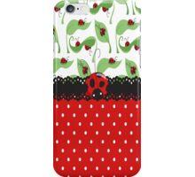 Ladybugs Occasion iPhone Case/Skin