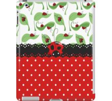 Ladybugs Occasion iPad Case/Skin