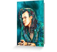 Harry Greeting Card