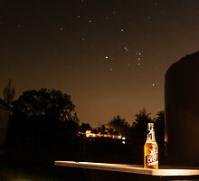 Autumn Nights, Amber Stars by Silvia Tomarchio