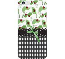 Ladybug Delight  iPhone Case/Skin