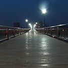 morning bridge by davvi