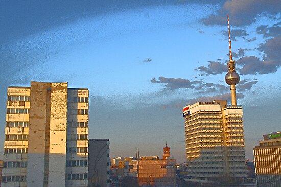 berlin by konsolakism
