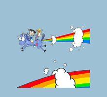 Ride The Unicorn Unisex T-Shirt