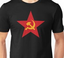 Soviet Red Star Unisex T-Shirt