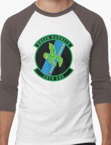 20th SOS Green Hornets Men's Baseball ¾ T-Shirt