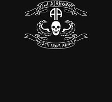 82nd Airborne Death From Above Unisex T-Shirt