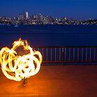 Fire Dancer by Will Rynearson