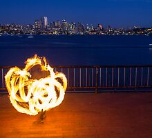 Fire Dancer by Will Rynearson