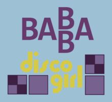BABBA - Disco Girl by SwiftWind