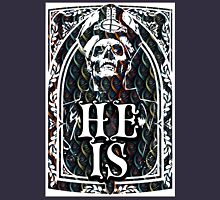 STAINED GLASS - HE IS T-Shirt