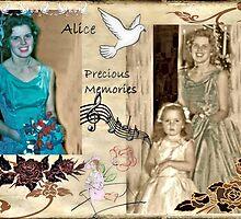 Precious Memories of my Aunt Alice by Jane Neill-Hancock