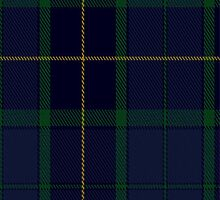 01847 Caledonian Canals Tartan Fabric Print Iphone Case by Detnecs2013