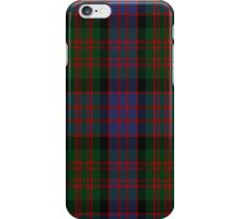 01857 Altered Cameron Clan/Family Tartan Fabric Print Iphone Case iPhone Case/Skin