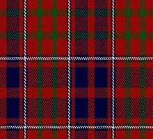 01862 Cameron of Locheil #2 Clan/Family Tartan Fabric Print Iphone Case by Detnecs2013