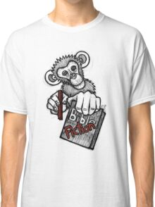 Monkey Bible Fiction Classic T-Shirt
