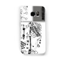 Overthrow Samsung Galaxy Case/Skin