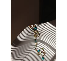 Beads and Lines Photographic Print