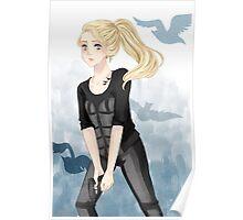 Tris Prior - Divergent Poster