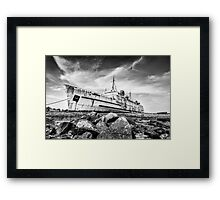 Final Voyage by Smart Imaging Framed Print