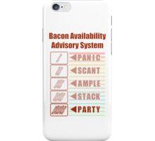 Plentiful Bacon! iPhone Case/Skin