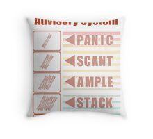 Plentiful Bacon! Throw Pillow